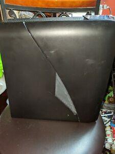 alienware, area 51 r3, gaming desktop, no hard drive or ram, basic model, works