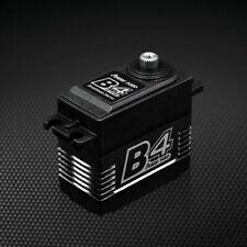 POWER HD B4 HV Brushless Motor 347.1 oz  / .085 Titanium Gear Digital Servo