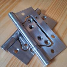 4inch Stainless Steel Single Spring Door Corner Hinge Ball Bearing Handle Lock