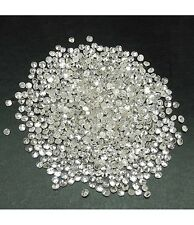 SINGLE CUT ! 3.03cts 1.2 - 1.5mm G-H White Natural Loose Diamonds Lot