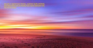 Tres audios especiales: Relax-Ayuda al Estudio-Aquietando la Amígdala