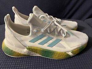 Adidas X9000L4 Men's Boost Running Shoes FY3230 Dash Gray/Blue Spirit Sz 11