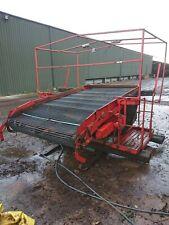 More details for grimme dl1700 harvester picking table