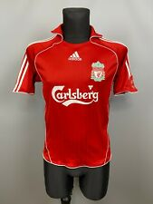 LIVERPOOL 2007 2008 HOME SHIRT FOOTBALL SOCCER JERSEY ADIDAS BOYS SIZE L
