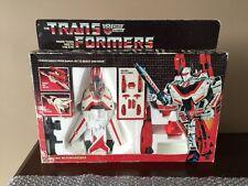 Transformers 1984 G1 Generation 1 Autobot Jetfire Original Hasbro COMPLETE