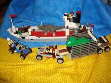 Lego Adventurer's Dino Island-T-Rex Transport 5975 USEDboys/girls7+ RARE,RETIRED
