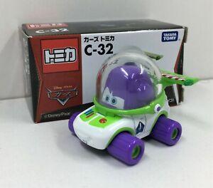 Tomica Disney Pixar Cars *** BUZZ LIGHTYEAR * Toy Story ** AMAZING ***WOW