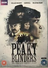 Peaky Blinders - Series 1-3 Boxset  BBC (6xDVD) *New/ Sealed*
