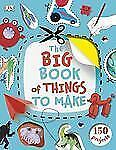 The Big Book of Things to Make, Mitchem, James, New Book