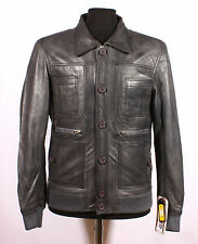 Zip Leather Business Coats & Jackets for Women