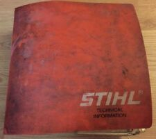STIHL Outdoor Power Equipment Manuals & Guides