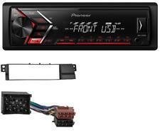 PIONEER USB AUX mp3 1din Autoradio per BMW 3er e46 (rundpin a partire dal 1998)