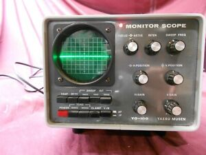 Yaesu YO-100 Monitor scope