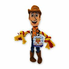 Hyper Pet Disney Toy Story 4 Interactive Dog Toys, Rope Toys, Squeaky Dog... New