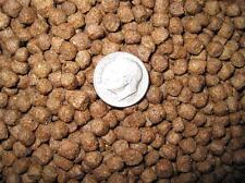 "2 lbs. Purina Aqua Max 500 Fish Food 41% Protein 3/16 ""  Aquarium and Pond Fish"