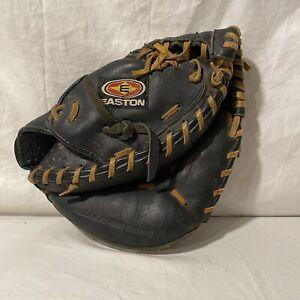 Easton Right Hand Throw Baseball Glove Catcher Black Magic BMX28 Not Sure Size