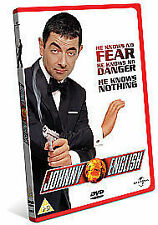 Johnny English (DVD, 2011) New Sealed Rowan Atkinson