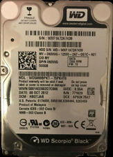 "Disques durs internes Western Digital SATA II 2,5"""