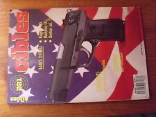 $$$ Revue cibles N°221 Pistolets BerleurRevolver 1892Contender 22LRBretton