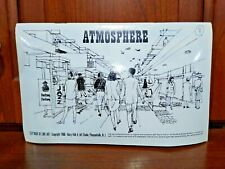 Completo 1968 atmósfera Clip Libro De Line Art Harry Volk Jr Art Studio-no 480