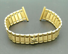 Bracelet Strap Watch IN Yellow Gold 18 CT From