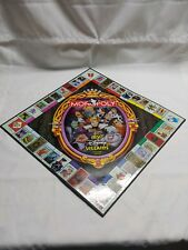 Monopoly 2008 my villains collector's edition replacement game board