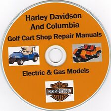 Harley-Davidson Golf Cart Parts & Accessories for sale | eBay on sun mountain carts, columbia carts, stealth carts, carolina carts,