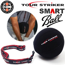 TOUR STRIKER SMART BALL GOLF TRAINING AID - IMPROVES CONSISTENCY & CONTROL !!!!!