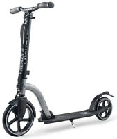 Frenzy FR230 Recreational Commuter Scooter - Silver / Black