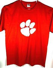 Clemson Tiger Paw T-Shirt XL  Size: XL NCAA