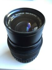 !sale! Rare Zuiko 35-70mm f3.6 MC Auto-Zoom Lens (Olympus OM) Full Working Order