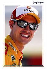 GIANT 13x19 PRINT - NASCAR SUPERSTAR JOEY LOGANO 2016 POSTER