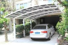 Aluminum alloy durable and beautiful carport , canopy , car shelter , garage