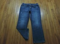 Seven 7 Jeans Mid Rise Stretch Bootcut Women's Size 20 X 32""