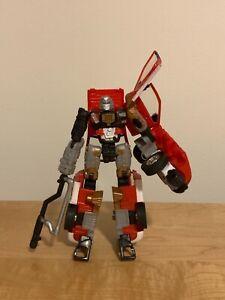 Transformers Universe 2003 Deluxe Class Autobot Ratchet