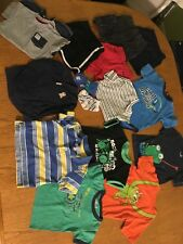 Lot Of 15 Items Size 12 Month Summer Baby Boy