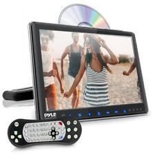 Pyle Vehicle Headrest Mount CD/DVD Player - Car Video Entertainment Display Moni