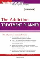 Addiction Treatment Planner    by Robert R Perkinson