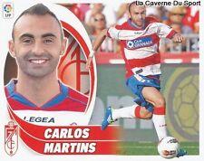 12A CARLOS MARTINS PORTUGAL GRANADA.CF SL.BENFICA STICKER CROMO LIGA 2013 PANINI