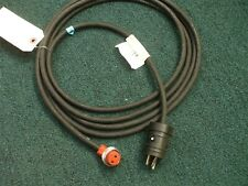 350-0080 ZEROSTART MERCEDES BENZ MBE4000 0M460 DIESEL BLOCK HEATER 3500080