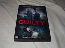 The Guilty (2013) DVD BBC Crime Drama Katherine Kelly Tamsin Greig TV Movie