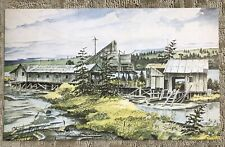 """Christopher Paul Bollen """" Discovery Bay """" Print"""