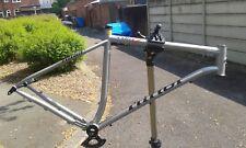 Niner ROS 9, XL Size, 29er Hardtail Mountain Bike Frame, Forge Grey Colour