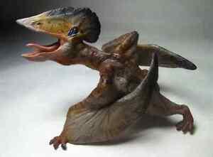 2015 New Papo Dinosaur Toy / figure Tupuxuara