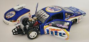 2002 RACING CHAMPIONS AUTHENTICS 1/24 V GAINES MILLER LITE PRO STOCK #000 of 250
