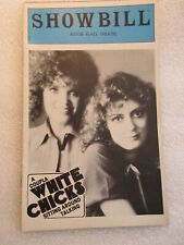 A Coupla White Chicks  Susan Sarandon & Eileen Brennan Playbill 1980