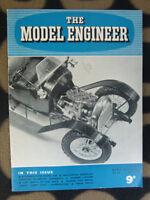 OLD MODEL ENGINEER MAGAZINE - APRIL 15, 1954