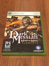 Dark Messiah: Might and Magic Elements (Microsoft Xbox 360, 2008) Complete!