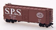 InterMountain # 66006-27 40' 12-Panel Boxcar SP&S # 13147  N MIB