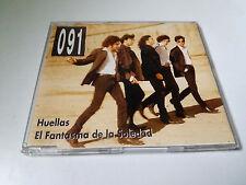 """091 """"HUELLAS / EL FANTASMA DE LA SOLEDAD"""" CD SINGLE 2 TRACKS COMO NUEVO"""